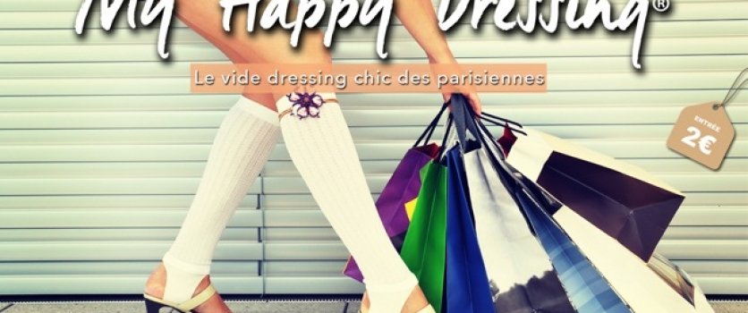 My Happy Dressing : Le Vide Dressing des Parisiennes