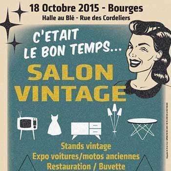 salon vintage bourges